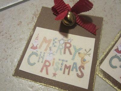 chiudi pacco merry christmans