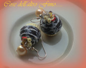Cupcake Cioccolato Gnam Gnam Mela e Pera