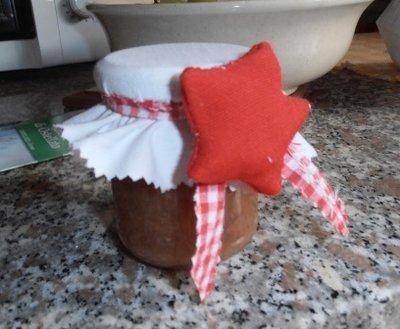 Cappellino per vasetti di marmellata