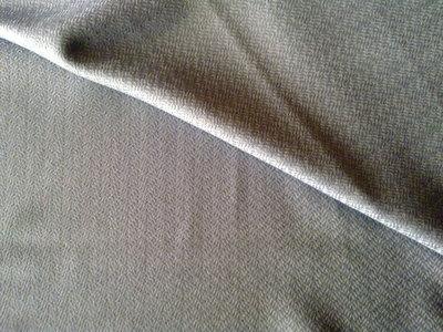 Taglio scampolo vintage di lana indaco trama palmizio - disponibile anche color tortora!