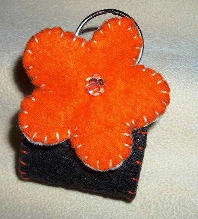 Portachiavi Fiore