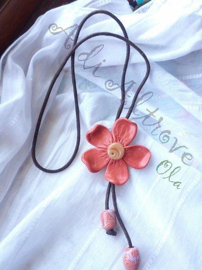 Collana fiore