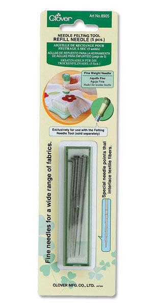 Aghi di ricambio Fini per Needle Felting Tool