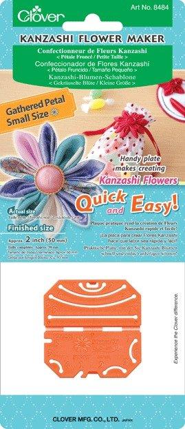 Attrezzo per fiori Kanzashi Petali raccolti piccolo