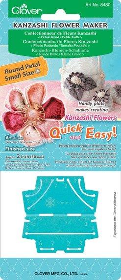 Attrezzo per fiori Kanzashi Petali rotondi piccolo