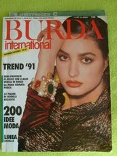 Burda International A/Inv.  '90/'91