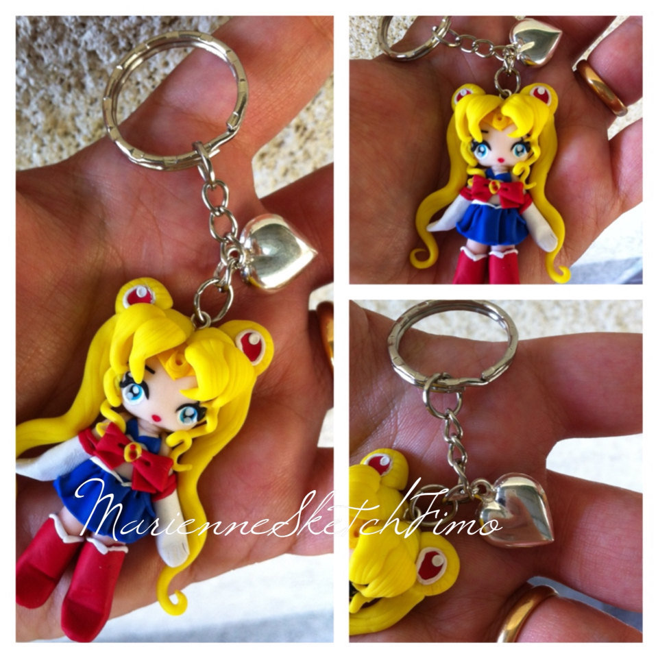 Portachiavi Sailor Moon