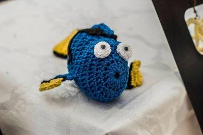 Dory.... alla ricerca di Nemo