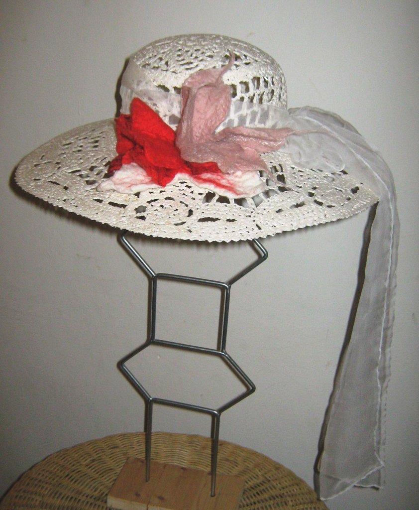 cappello paglia