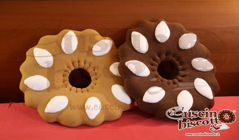 Cuscino Biscotto - Ghirlanda (Quello originale)