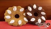 Cuscino Biscotto - Ghirlanda Cacao (Quello originale)
