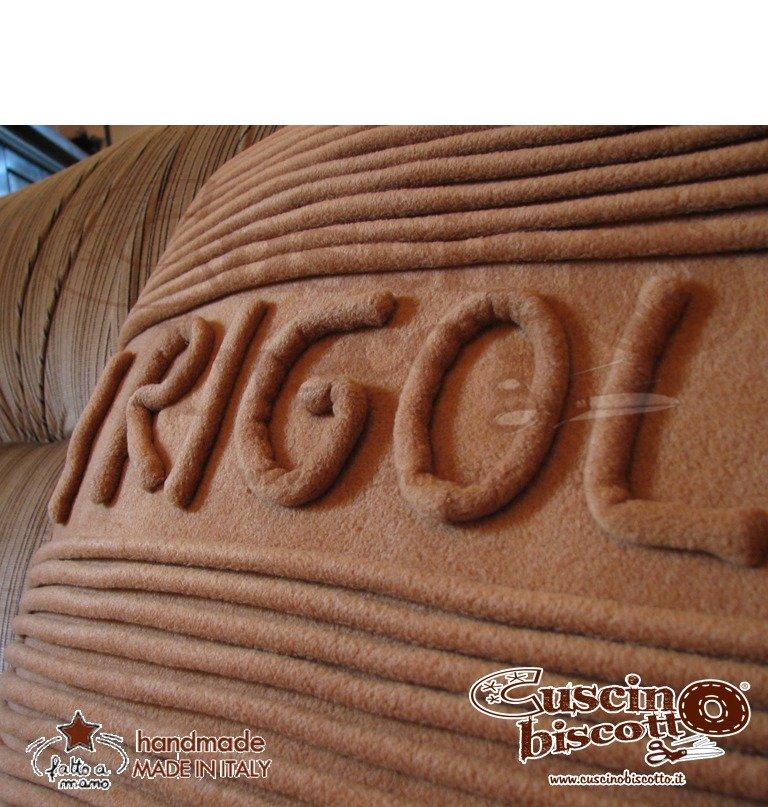 Cuscino Biscotto - I Rigoli (Quello originale)