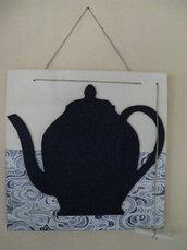 Lavagna teiera cinese