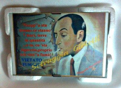 Ritratto del grande Antonio de Curtis in arte  Totò