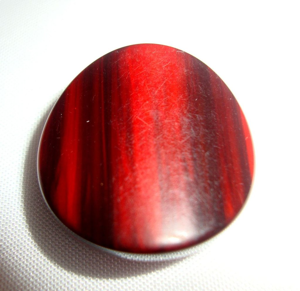 anello  bottone rosso!!!