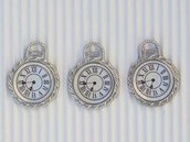 3 charms orologio 20mn