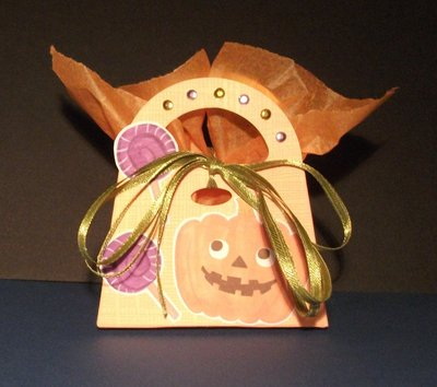 Kit creativo per Halloween^^ - MiniBags Trick or Treat^^