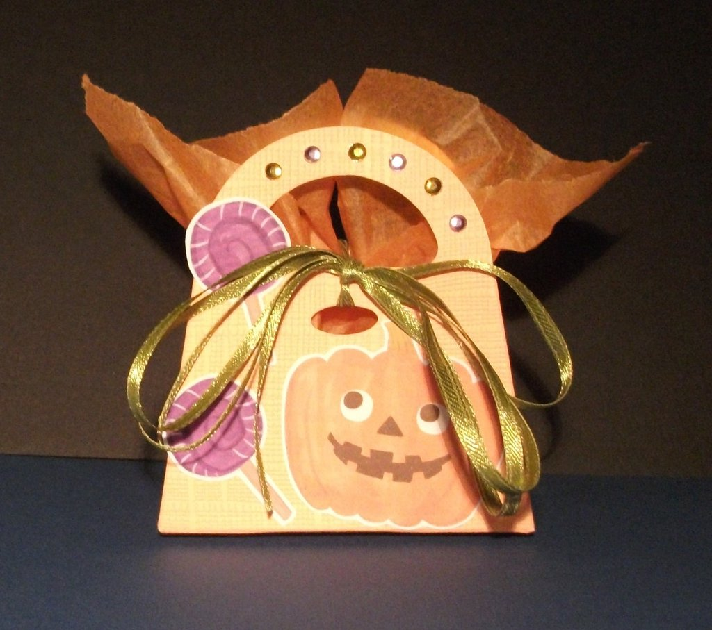 Kit creativo per Halloween^^ - MiniBags Trick or Treat^^