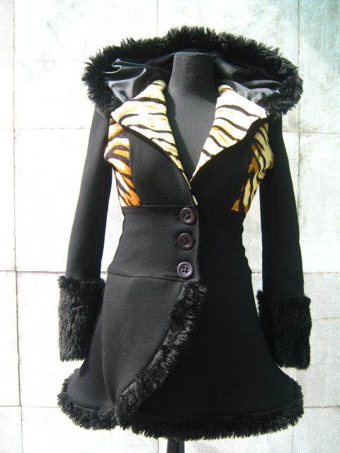 Cappotto di Tiger donne