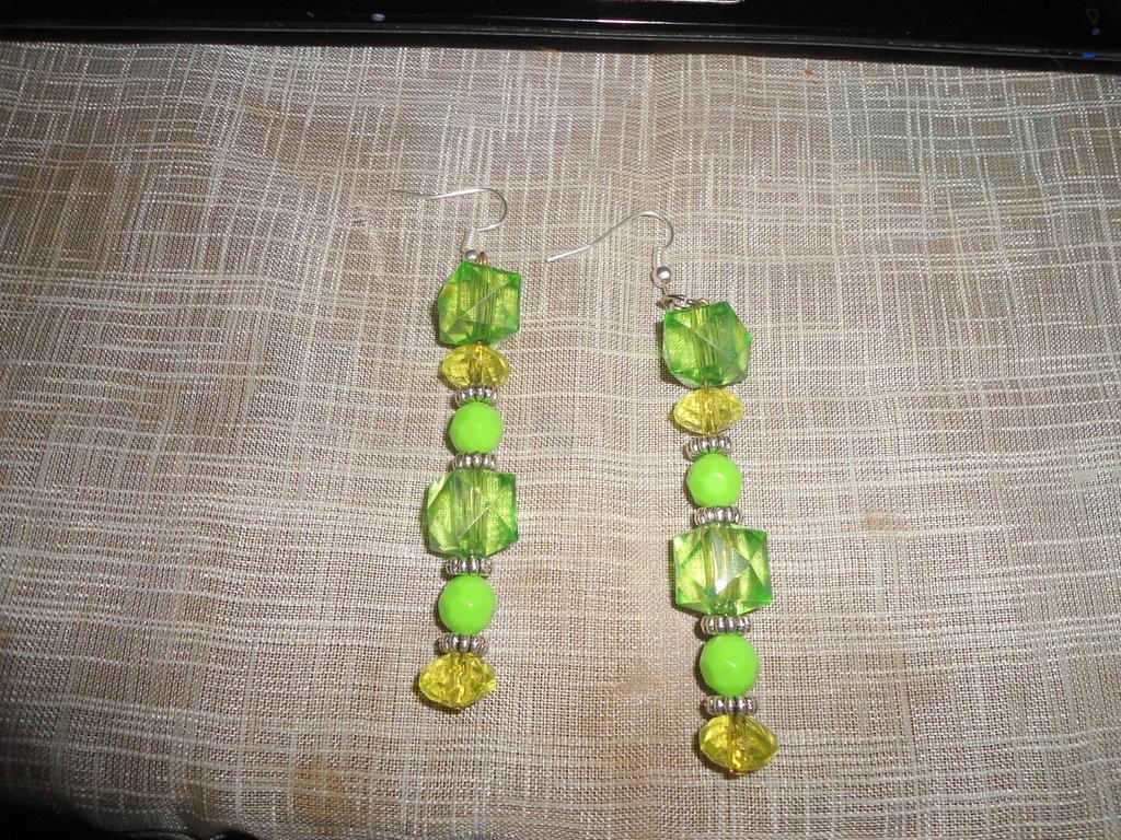 """orecchini """"Green Forest"""""""