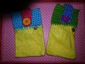 Porta Cellulare multicolor