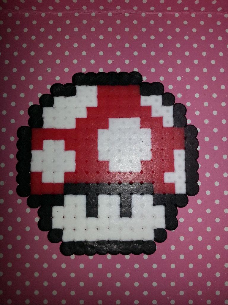 Sottobicchiere Mario