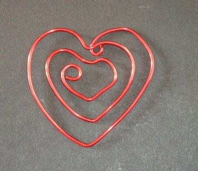 segnalibro cuore 2