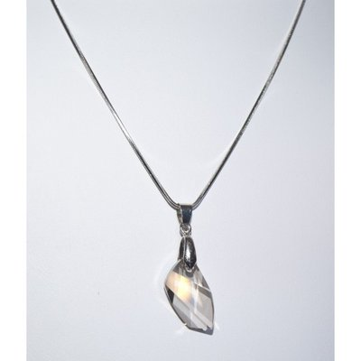 Collana Swarovski Golden Shadow