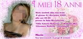 Inviti, partecipazioni, calendari, ecc..a vostra scelta anche con foto e SENZA ALCUN COSTO DI SPEDIZIONE!!