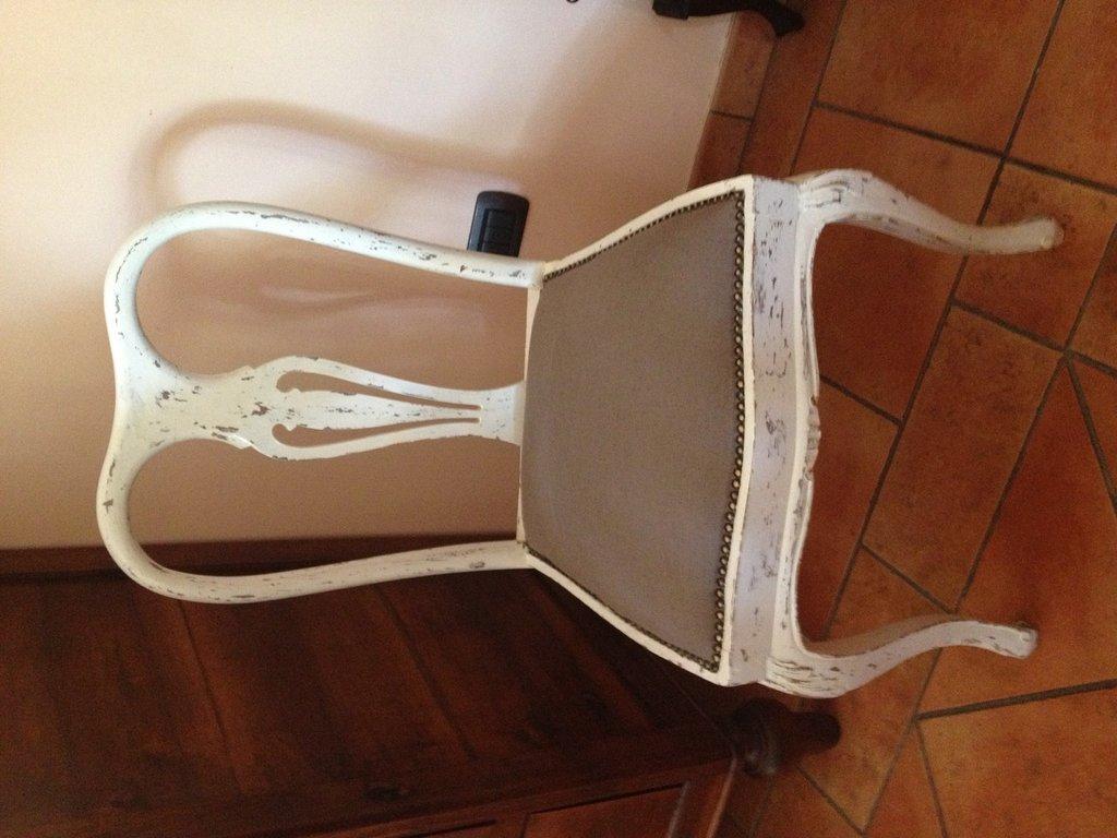 Sedie Shabby Chic Vendita : Gallery of tavolo allungabile completo di sedie shabby chic