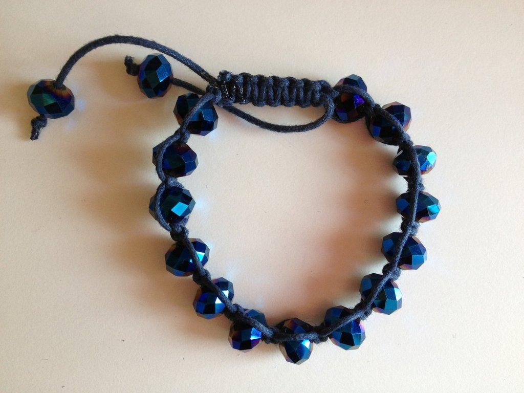 Bracciale Milan Love blu