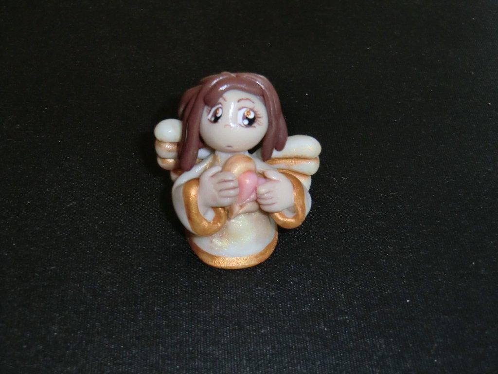 angelo in pasta di mais