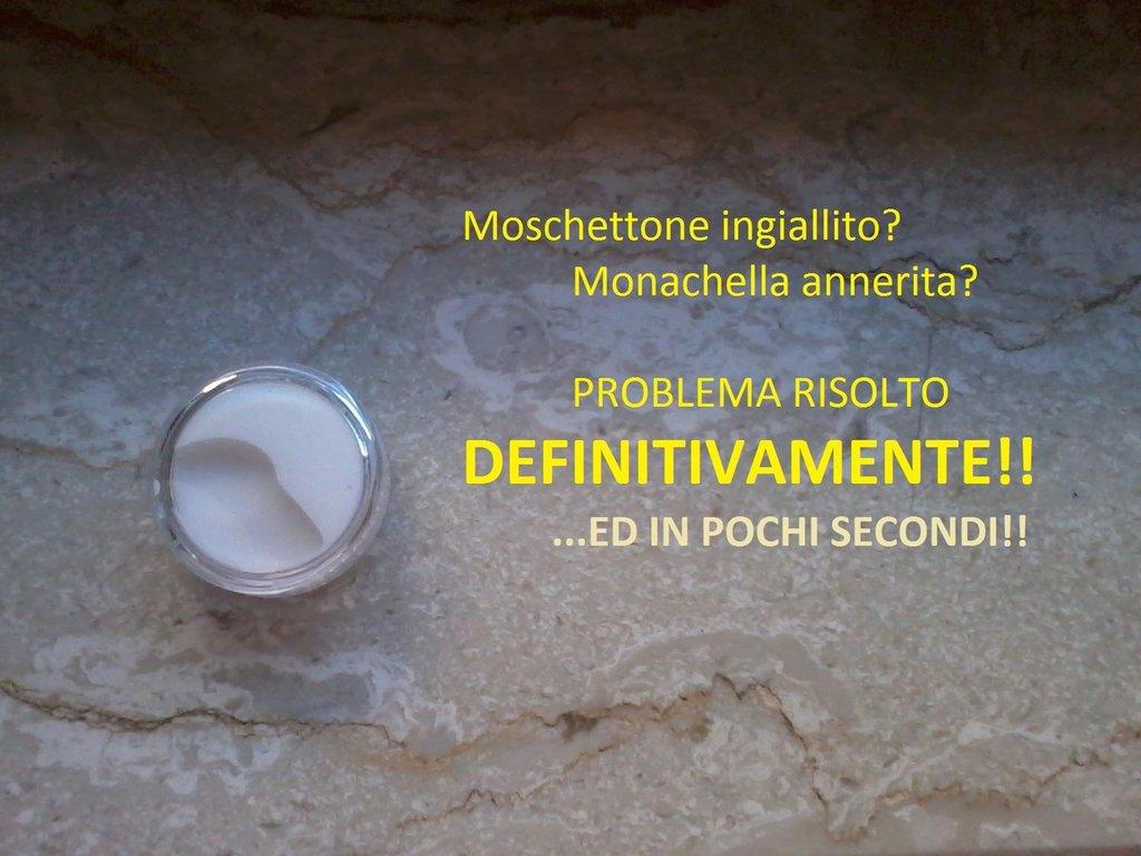 pulitore detergente per bigiotteria ossidata, annerita o ingiallita, miracoloso bastano pochi secondi