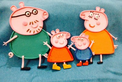 Famiglia Pig