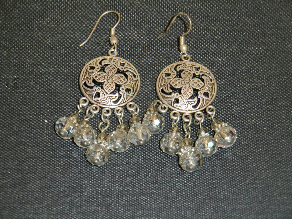 orecchini chandelier