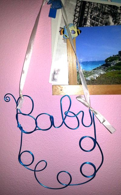 porta foto baby