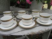 Servizio vintage da tè