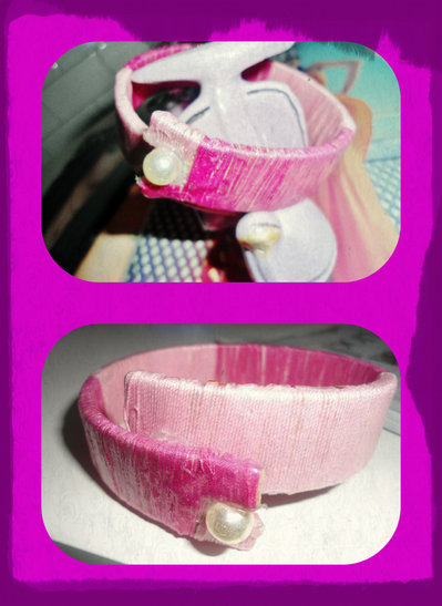Bangle bicolore