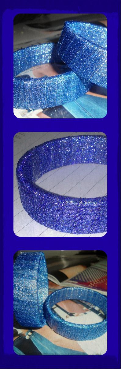 Bangle blu