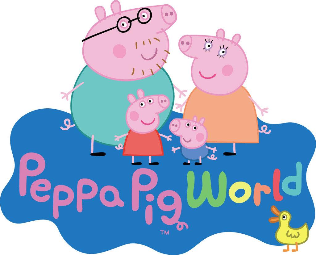 Stampa alimentare su foglio di pasta di zucchero PEPPA PIG