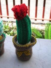 Cactus ad amigurumi