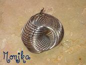 pendente a spirale wire