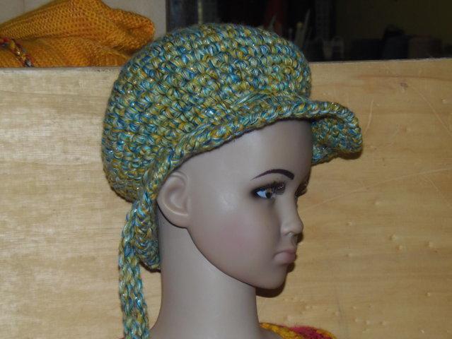 cappellino bimba