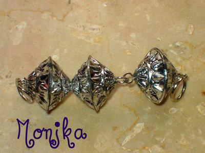 3 perle bicono