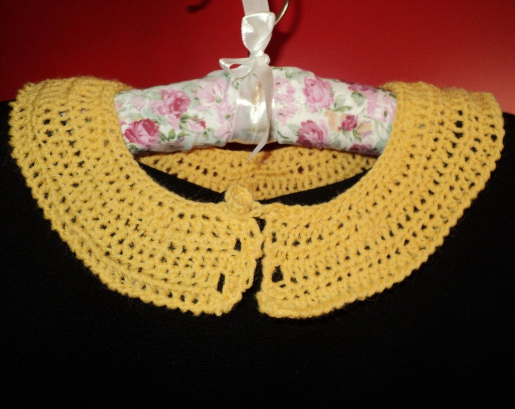 Peter Pan collar - colletto