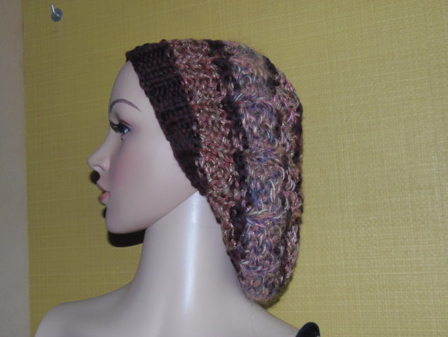 Cappello giamaicano marrone