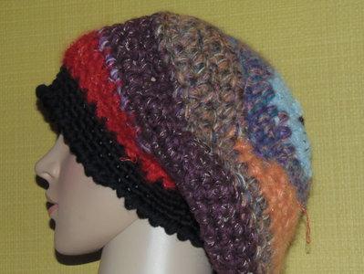 cappello africans multicolore