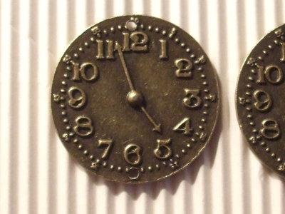 2 maxi charm orologio bronzo 30mm