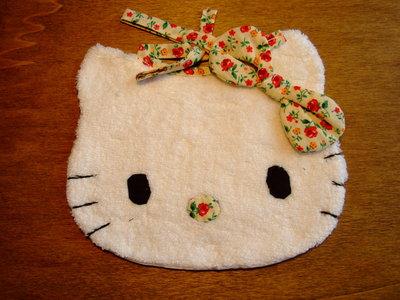 Bavaglione bavaglino bavaglia gattino piccolo 7