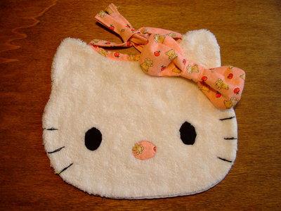 Bavaglione bavaglino bavaglia gattino piccolo 10